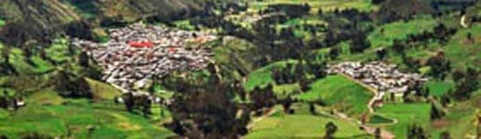Hostal en Cajatambo: Hostal 2001