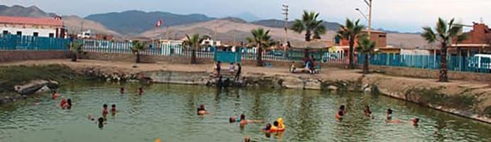 Hostal en Chilca: Daniel