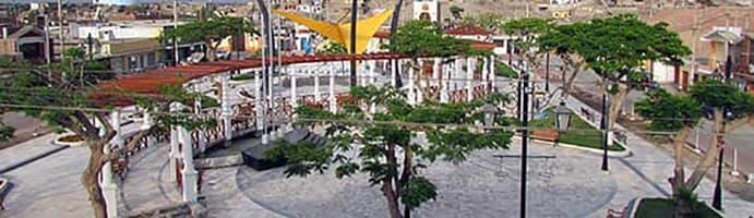 Hostal en San Luis: Huarco