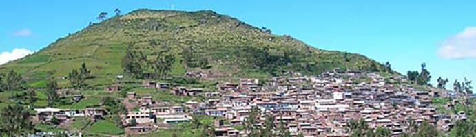 Hospedaje en Lachaqui: hospedaje Mi Recinto Lachaquino