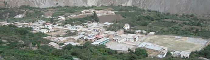 Hospedaje en San Miguel de Acos: Santa Julia