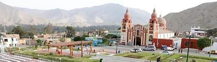 Hostal en Cieneguilla: Casa del Gringo