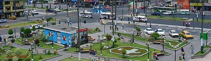 Hostal en Los Olivos: Fontamblue