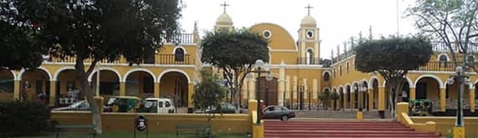 Hostal en Pachacamac: Centro Vacacional Pachacamac Inn