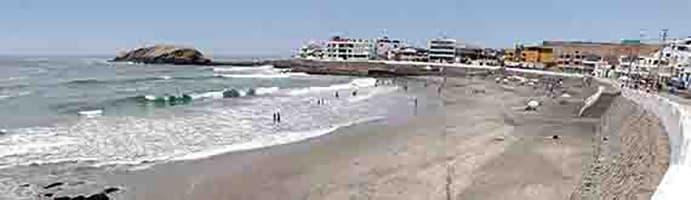 Hostal en Punta Hermosa: La Cruz