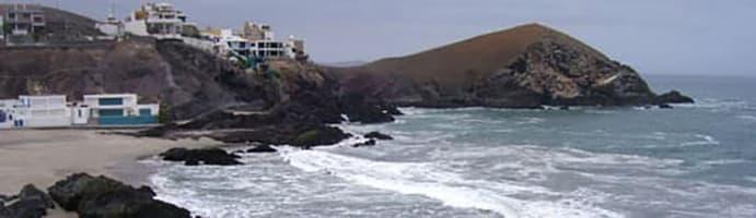 Hostal en Punta Negra: Punta Negra Beach