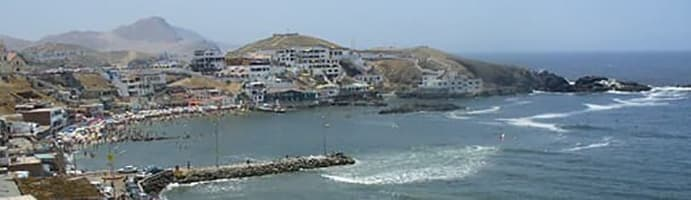 Hostal en San Bartolo: Mar-Cial