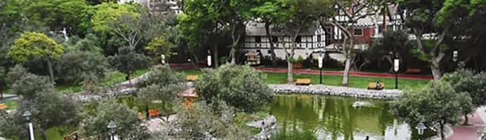 Hotel en San Isidro: El Bosque