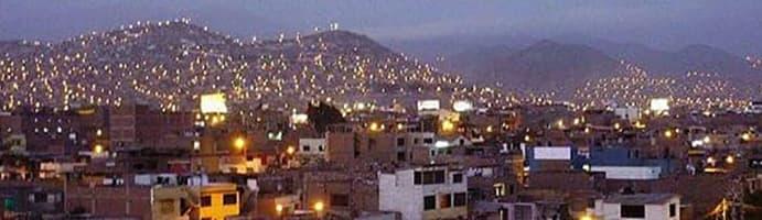 Hostal en San Juan de Miraflores: Besitos
