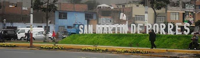 Hospedaje en San Martín de Porres: Hospedaje El Huascaran
