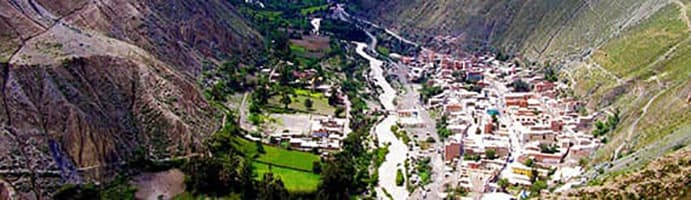 Hostal en Pachangara: Papito